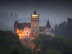 Bran (Dracula) Castle / Transylvania, Romania