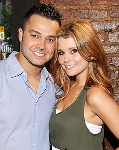 """JoAnna Garcia and Nick Swisher: """"We're So Excited to Be Parents"""""""