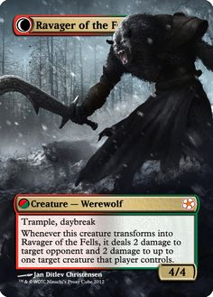 Ravager of the Fells-Ninschi