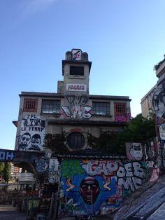 Point Éphémère - Paris #streetart