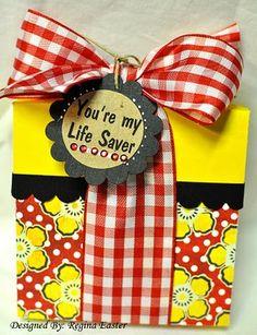 Livesaver Candy box