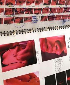 Photography Sketchbook, Photography Ideas, Gcse Art Sketchbook, Sketchbooks, A Level Art, Red Aesthetic, Wall Collage, Art Inspo, Book Art