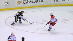 Tuesday, September 22, 2015, CAR vs. PIT: The Pens were firing on all cylinders as the offense exploded for seven goals, including Phil Kessel's first two preseason goals as a Penguin. Final score, 7-3.