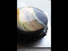 Easy 5 Ingredient Mirror Glaze Cake - YouTube