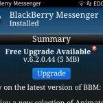 BlackBerry Messenger v6.2.0.44 now available in BlackBerry App World