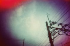 The Sky Utility Pole