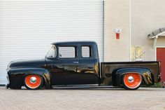 1956 F100 Crew Cab. Yes This Is My Favorite Truck.
