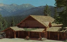 In my mind, the Parker ranch house is the house on the old Western, Bonanza.