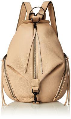4fc6e4a840a2 Amazon.com  Rebecca Minkoff Julian Backpack Handbag