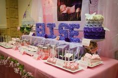 Sweet Butterfly Party Baptism Party Ideas | Photo 7 of 24 | Catch My Party