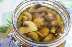 Как мариновать грибы - рецепты с фото. Домашнее приготовление маринованных грибов на зиму