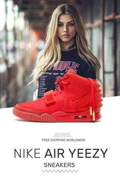 359276899ff3e Order Nike Air Yeezy PS Red October with