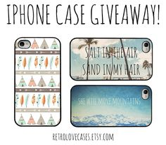 Win an Iphone case - Iphone case giveaway Free Iphone case giveaway open to participants worldwide