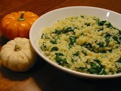 Cheesy Spinach Mushroom Miracle Noodle Orzo   Weight Watchers Recipes