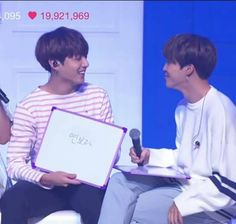 It looks like they were taking questions from couples HAHA ♥♥♥ || Kookmin