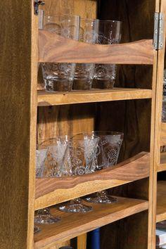 Authentico Bar Cabinet   KARE - Der absolute Wohnsinn - Möbel, Leuchten, Wohnaccessoires und Geschenkartikel