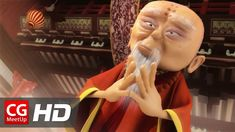 "CGI Animated Short Film HD ""Quantum Jump "" by Hayk Sahakyants | CGMeetup"
