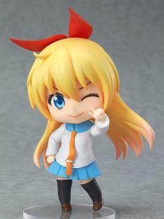 Good Smile Nisekoi: Chitoge Kirisaki Nendoroid Figure