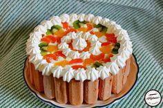 Tort racoros cu frisca si fructe Kiwi, Cheesecake, Desserts, Food, Tailgate Desserts, Deserts, Cheesecakes, Essen, Postres