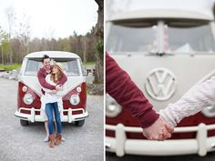 1966 VW engagement