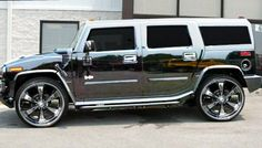 I will drive a hummer...and enjoy every minute of it guzzling my gas