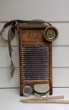 washboard music