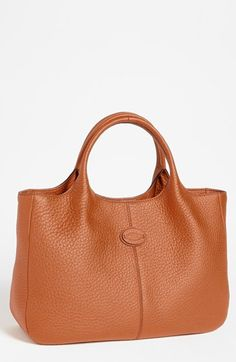 Tod's 'ALH' Shopping Tote available at #Nordstrom