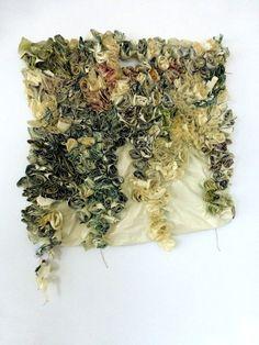27 plastic bags, remembering. Ines Seidel