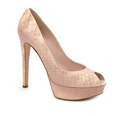 33f7f29a1b1b Labellov Christian Dior Beige Python Heels - Size: 40 ○ Buy and Sell  Authentic Luxury