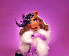 According to her puppeteer, Frank Oz, Miss Piggy's had a pretty rough childhood. | 25 Facts And Tidbits About The Muppets That Might Blow Your Mind