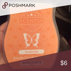 Scentsy Scentsy pumpkin roll new scentsy Other