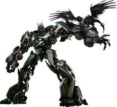 Transformers Dark of the Moon Soundwave.