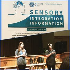 Our health advisors attended a seminar by Lara & Mallory from KultureCity! Excited to be working with them! #goteam #PACKhasyourBACK #kulturecity #autism