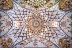 Mohammad Reza Domiri Ganji has an affinity for capturing the breathtaking nature of Iran's grand architecture. His series of photographs showcase the mesme