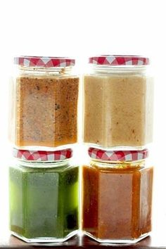 4 Everyday Indian Curry Paste