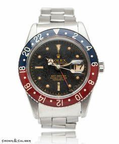 Rolex GMT Master 6542 in Bakelite