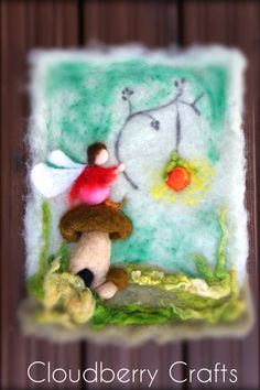 BOY AND a LANTERN Fairy World & Fantastic Creatures Keka❤❤❤