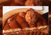 Tiramisu Mozaik Pasta