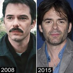 Billy Burke Twilight Then And Now Twilight Cast, Twilight Series, Twilight Movie, Billy Burke, Josh Gorban, Movies Coming Out, Taylor Lautner, Robert Pattinson, Kristen Stewart