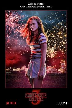 Netflix has released 14 Stranger Things Season 3 character posters ahead of the season premiere. The series returns to Netflix on July Stranger Things Netflix, Stranger Things Fotos, Stranger Things Characters, 3 Characters, Stranger Things Season 3, Eleven Stranger Things, Stranger Things Spoilers, One Summer, Summer Is Coming