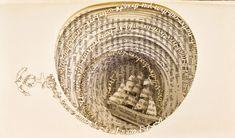 Book Arts - 3D Book Sculptures Symbolize Struggles with OCD - My Modern Metropolis