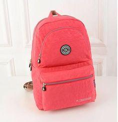 Women's Backpack Waterproof Nylon Backpacks for Teenage Girls School Bag Backpack Women Travel Back Pack Female Mochila Feminina
