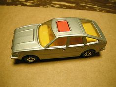 Matchbox Preproduction Superfast Lesney SF8 Rover - SILVER Color Trial - http://www.matchbox-lesney.com/48132