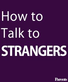 5 rules to share with your kids so they're safe around strangers: http://www.parents.com/kids/safety/stranger-safety/rules-for-stranger-safety/?socsrc=pmmpin130423pttStrangers