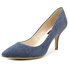 INC International Concepts Zitah Women US 85 Blue Heels <3 Detailed information can be found by clicking on the VISIT button