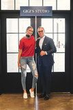 This Is Our First Peek at Gigi Hadid x Tommy Hilfiger