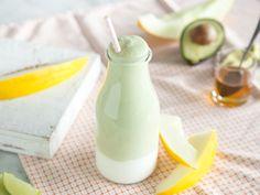 Avocado-Melonen-Smoothie