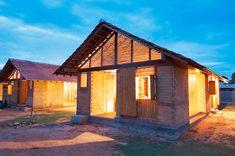 Inhabitat rounds up ten inspiring architectural designs by Pritzker Prize winner Shigeru Ban.