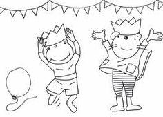 326 Beste Afbeeldingen Van Thema Ik Ben Jarig Crafts For Kids