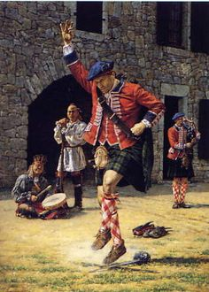 Robert Griffing - The War Dance - That's the Highland Sword Dance!! My favourite! DS